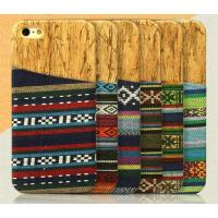 "Buy cheap For iphone 6 National Style Wood Grain Plastic+PU Hard Card Case For Apple Iphone 6 4.7"" from Wholesalers"