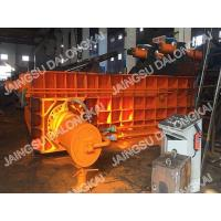 Buy cheap Horizontal Hydraulic Scrap Baling Press Machine / Scrap Metal Baler For Aluminum from wholesalers