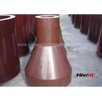 Quality White / Brown / Grey Color Hollow Core Insulators For Dust Precipitators wholesale