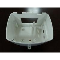 ABS White Plastic Injection Products Housing for Cleaning System Part