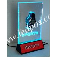 Iwatch or Galaxy Gear SmartWatch Lighted Display Stand