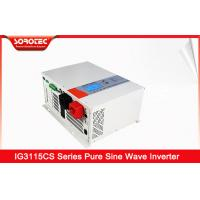 Buy cheap Pure Sine Wave 230VAC Hybrid Solar Inverter with Battery Type 8000W from wholesalers