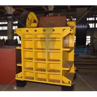 Buy cheap High crushing ratio Hydraulic Adjustment  jaw crushing machine for  construction from Wholesalers