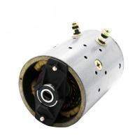 Quality Electric Wheel Chair High Power Dc Motor 24V 2KW 3300Rpm With CCW Rotation for sale