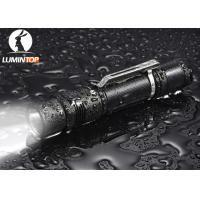 Buy cheap USB Rechargeable Everyday Carry Flashlight 15 Days Run Lumintop EDC25 from Wholesalers