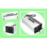 Buy cheap 4 Steps Portable Automatic Battery Charger 48V 25A High Power With Aluminum Housing from wholesalers
