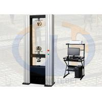 Buy cheap 100KN electronic universal testing machine for steel bar from Wholesalers