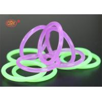 Buy cheap FDA Colored Rubber Clear Silicone O Ring Metric O Rings AS568 Standard from wholesalers