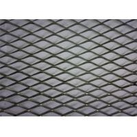 Buy cheap PVC Coated Diamond Aluminium Expanded Mesh With Modern House Design Wallpaper from Wholesalers