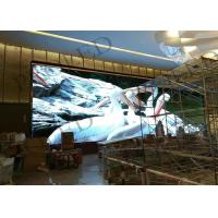 China High Definition Indoor LED Video Walls Full Service For Fixing Installation on sale