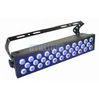 Buy cheap 32 pcs 10 watt  RGBWA 5in1 LED wall washer lights for events, productions, theater, music concert from wholesalers