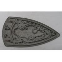 China steam iron parts soleplate aluminium die casting parts on sale