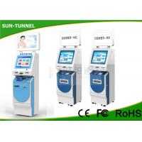Utility Payment Cheque Deposit Kiosk , Warming System Included Payroll Kiosk In Banking