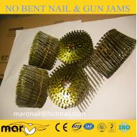 Quality 0.099 gun nails/gun coil nails/ coil nail for pallet for sale