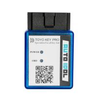 Buy cheap New Toyo Key Pro OBD II Car Key Programmer Support Toyota 4D, 4D-G, 4D-H All Key Lost from Wholesalers