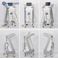 Buy cheap Beijing Nubway beauty stretch mark removal rf fractional micro needle radio frequency facial microneedling machine from Wholesalers