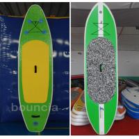Buy cheap Durable PVC Tarpaulin Surfboard / Inflatable SUP Board For Water Sports from wholesalers