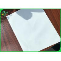Buy cheap 120gram 150gram Jumbo Roll Paper for Shopping Bags , Anti Proof Stone Paper A4 from wholesalers
