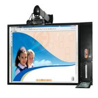 All-in-One Interactive Whiteboard  with visual presenter and Projector Smart