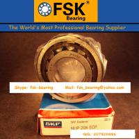 Buy cheap Single Row SKF Cylindrical Roller Thrust Bearings for Girder Elevator NUP206ECP NJ206ECP from Wholesalers