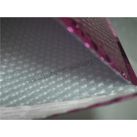Buy cheap Waterproof Pink Poly Bubble Mailers For Online Shopping Store 165x255 #B6 from Wholesalers