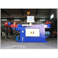 Buy cheap Multi Function Muffler Pipe Bending Machine , PLC Control Muffler Pipe Bender from wholesalers