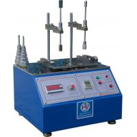 Buy cheap Phone Coating Abrasion Testing Machine , Blue Color Abrasion Testing Equipment from wholesalers