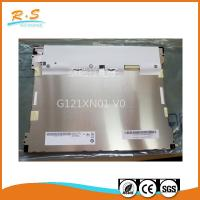 "Quality AUO G121XN01 V0 12.1"" Industrial LCD Screen 1024*768 Resolution 500 Cd/M² wholesale"
