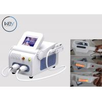 Buy cheap 2 Handpieces Multifunction Beauty Machine OPT IPL RF SHR & SSR Super Hair Removal from Wholesalers