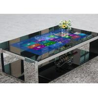 Buy cheap Wifi  interactive multi touch table from Wholesalers