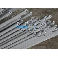 19.05mm * 1.5mm Duplex Stainless Steel Tube 10 FT / 20 FT Length Corrosion Resistant