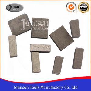 Buy cheap Long Life 1600mm Diamond Segment Stone Cutting Segment Segmented Bond Tool from wholesalers