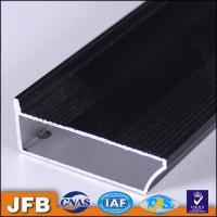 Buy cheap Item L092 3000meters anodized black windows and door types of for kitchen cabinet aluminum profile from wholesalers