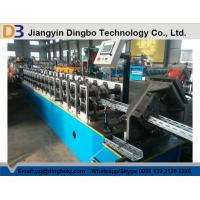 Buy cheap Pre Cutting Later Punching Type Cable Tray Machine Automatic Controlled By Panasonic PLC System from Wholesalers