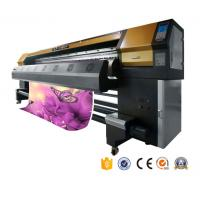 2017 top sale year 3.2m printhead dx5 eco solvent printer banner uv printing machine for  fabric factory  AP-3300S