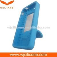 Buy cheap Standable Silicone Protective Case for Iphone 4 from wholesalers