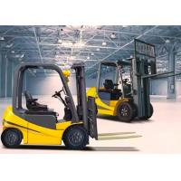 Buy cheap Four Wheels 3ton Electric Warehouse Forklift Trucks With 3m Lift Height from Wholesalers