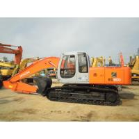 New Paint Second Hand Excavators , Japan Hitachi Ex200 5 Excavator For Sale