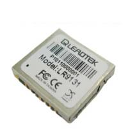 Buy cheap LR9131R Leadtek SiRF Star IV GPS module GPS receiver module SiRF 4 GPS egine board from Wholesalers
