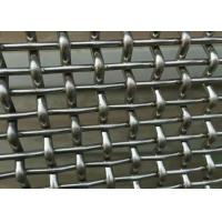 Buy cheap Stainless Steel Crimped Wire Mesh With 4 mm Wire Diameter With 1 . 5 m × 2 m Size from wholesalers