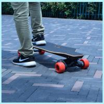 Buy cheap Safe Smart Balance 4 Wheel Skateboard 25km Range Per Charging from Wholesalers