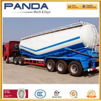Buy cheap Panda 3 axle 50cbm bulk cement trailer , cement bulker  for sale from wholesalers