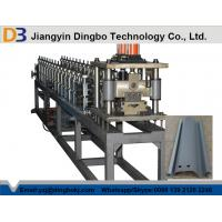 Buy cheap Steel Garage Shutter Door Frame Roll Forming Machine Passed CE and ISO from wholesalers