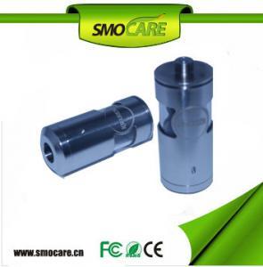 China Adjustable E Cig Accessories , 3.0ml Pyrex Glass Kraken Atomizer Clone on sale