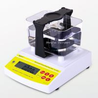 Buy cheap Effective Purity And Karat Value Gold Measuring Machine For Normal Gram Scale from wholesalers