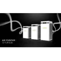 China OEM Negative Ion Anion HEPA Filter ABS Air Purifier White air cleaner Electric Power Source Home Office Appliance on sale