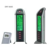 Buy cheap Wireless Weather Station with R/C Digital Clock from wholesalers