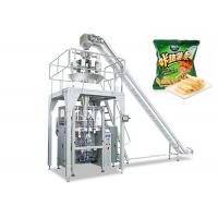 Buy cheap Automatic Food Packing Machine , Vertical Apple Chips Packing Machine from Wholesalers