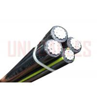 Buy cheap XLPE Aerial Bundled UL Listed Cable 600V Aluminum 1350 Conductor Quadruplex UD from wholesalers