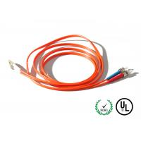 Buy cheap OM1 Multimode Fiber Patch Cord from Wholesalers